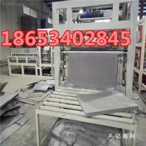2018新型水泥基匀质板切割锯设备厂@防火板搅拌机_图片