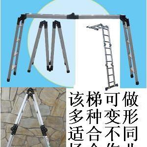 天津销售可折叠式梯子_图片