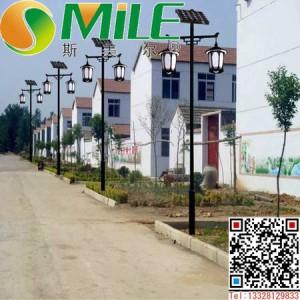 云南新农村太阳能路灯路灯生产厂家