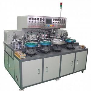 全自动直线式磁路组装机