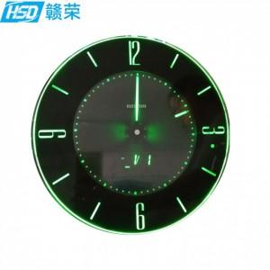 东莞厂家定制时钟VA液晶屏 段码屏小家电显示液晶屏_图片