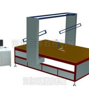 数控泡沫切割机设备可自动排版切割/品质优