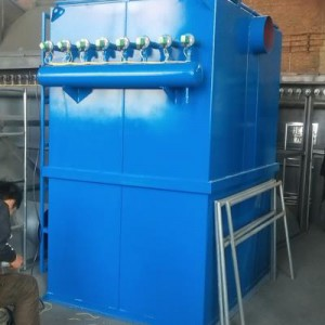 河北沧州泊头正域布袋除尘器的应用范围